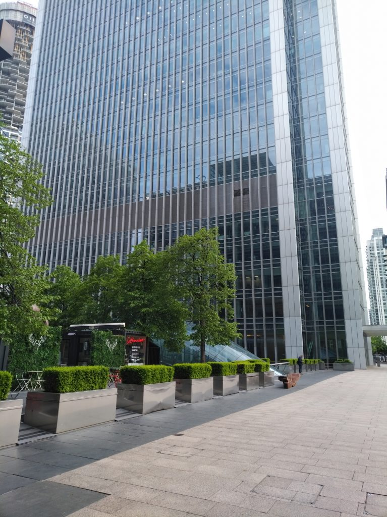 Clifford Chance Building by KPF