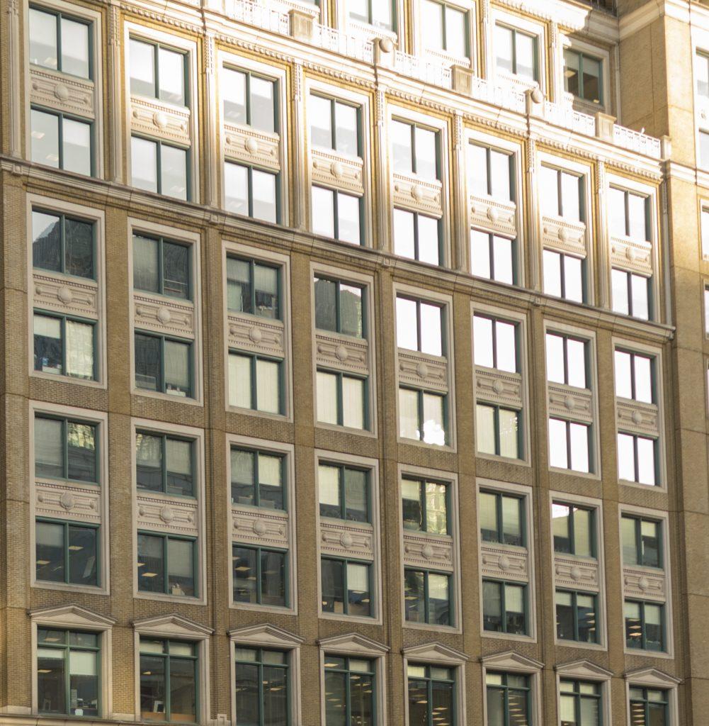 On Styles of Buildings