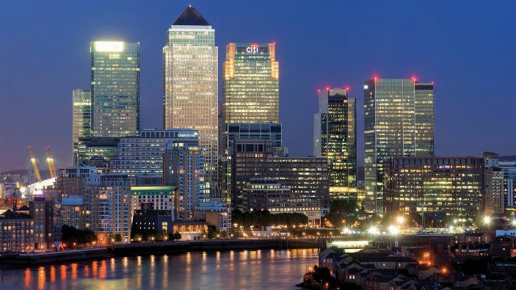 Welcome to Building Sounds at Canary Wharf